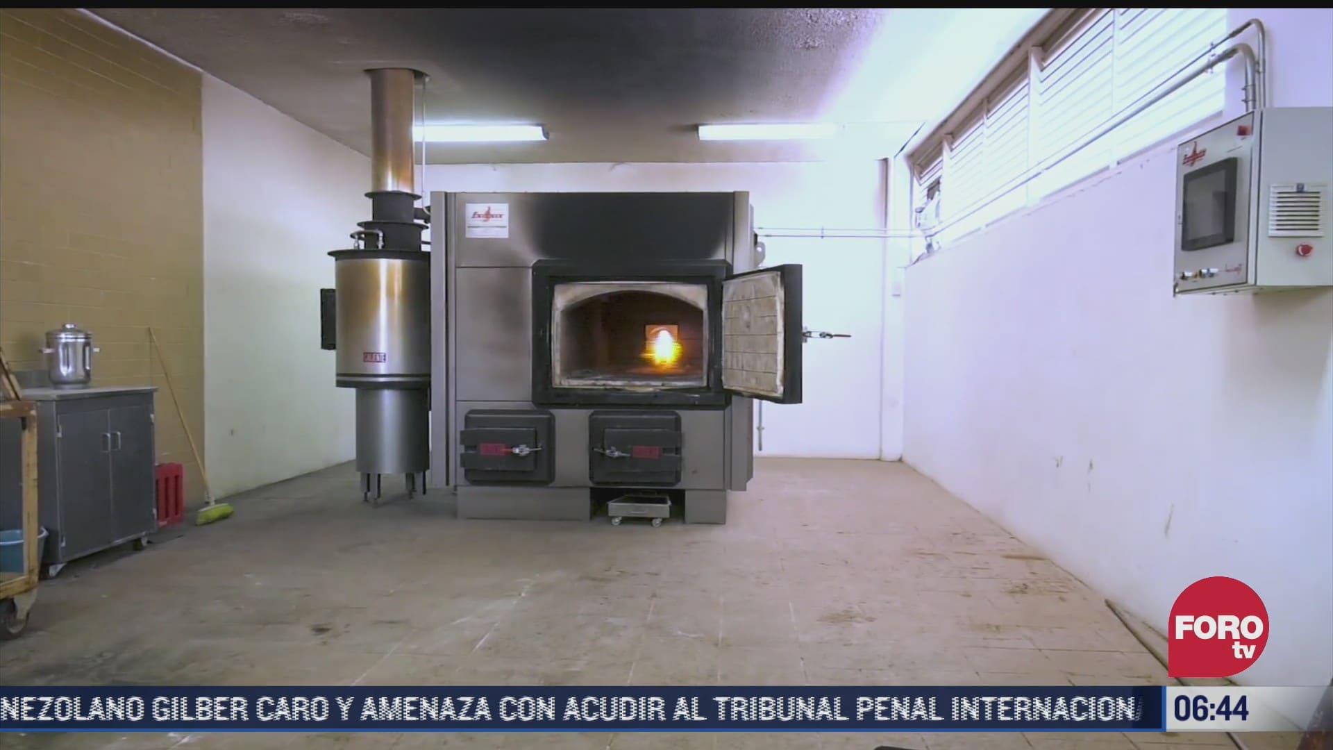 cremacion de cadaveres incrementa indices de contaminacion en cdmx