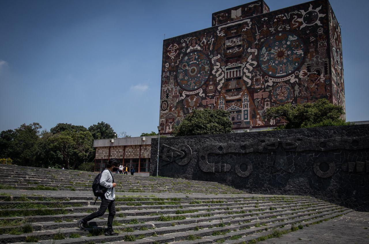 Beca Manutención UNAM 2022-1