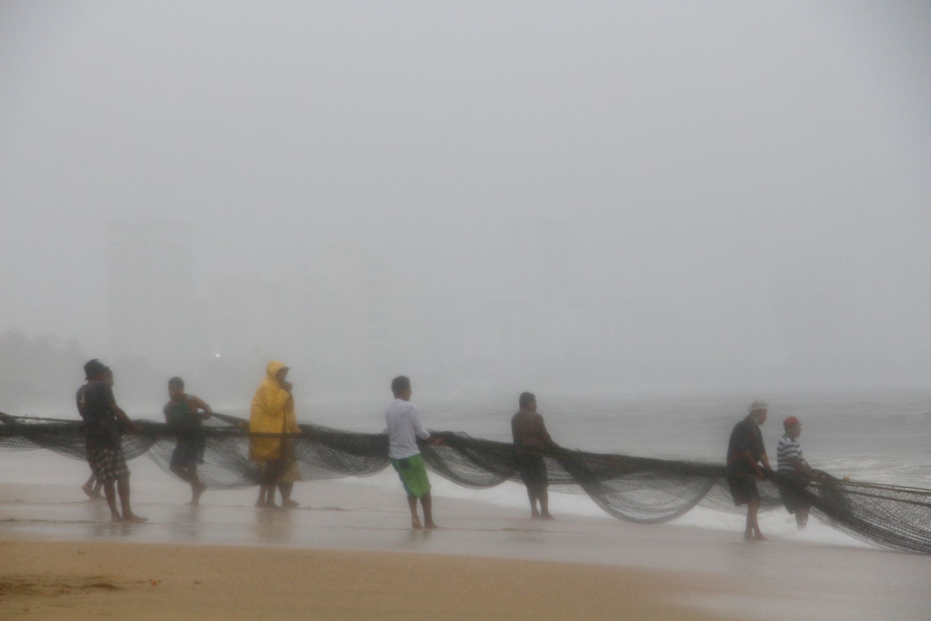 Alerta en Guerrero por un posible ciclón tropical