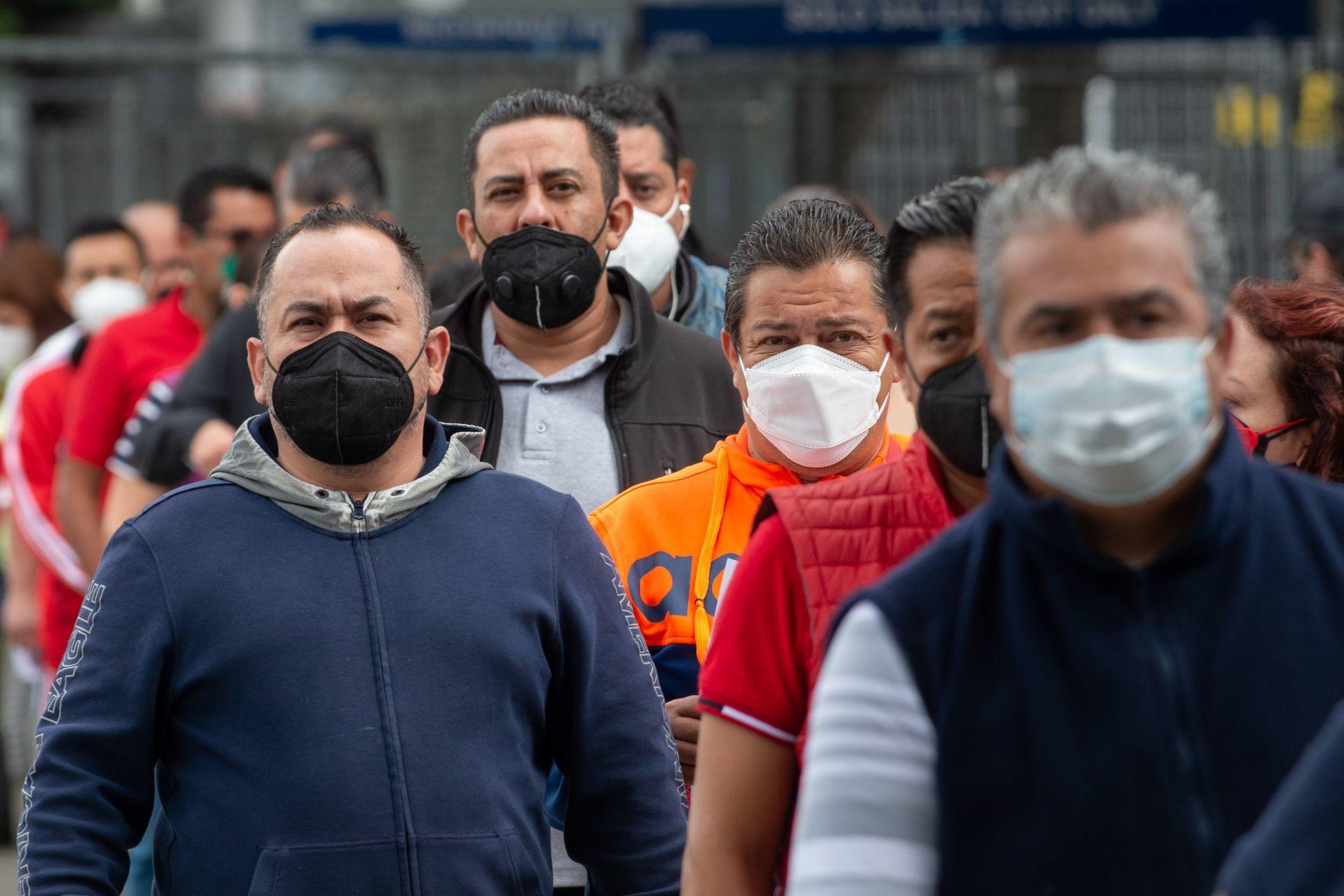 México reporta 224 nuevas muertes por covid-19 y 5 mil 139 contagios
