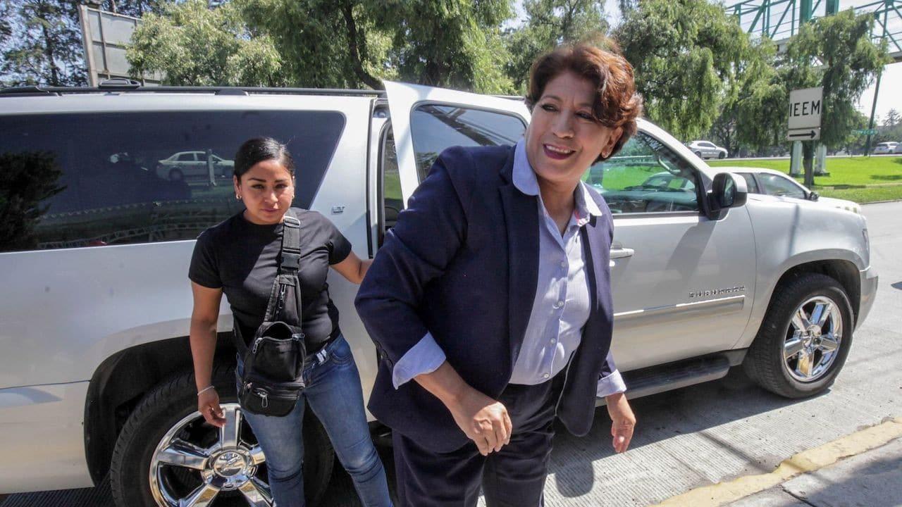 Delfina Gómez, titular de la SEP (Archivo/Cuartoscuro)
