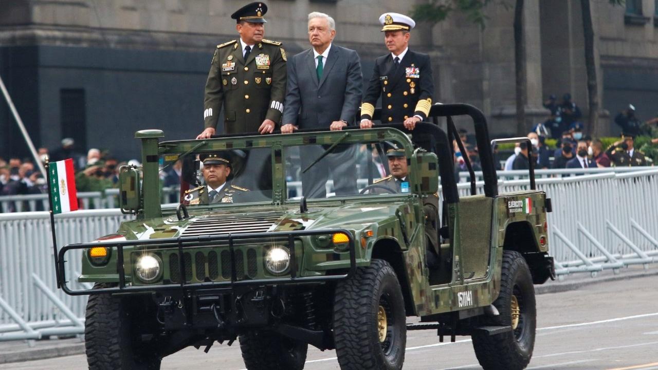En vivo: Desfile militar del 16 de septiembre de 2021 – Noticieros Televisa