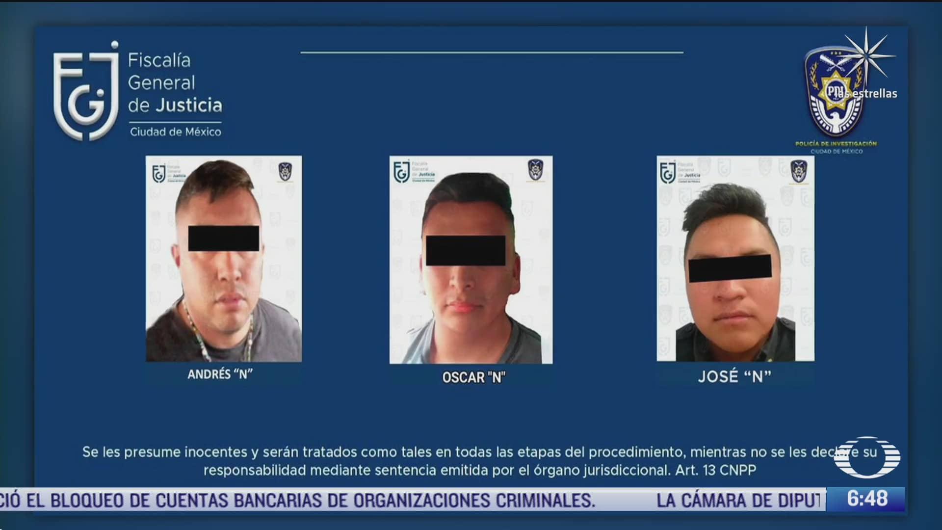detienen a tres policias de cdmx por muerte de hombre encontrado en bosque de chapultepec