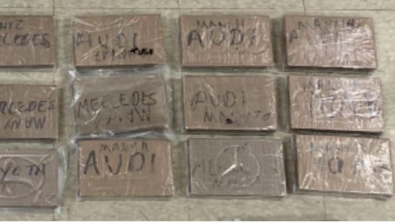 Detienen a personas con carfentanil y otras drogas en Riverside, California, Estados Unidos