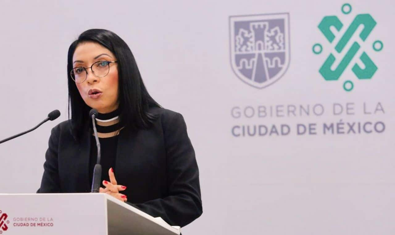 Esthela Damián Peralta, directora del DIF CDMX (Cuartoscuro)