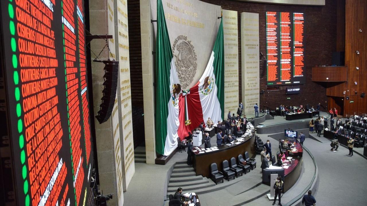 Cámara de Diputados avala Ley Federal de Revocación de Mandato (Cuartoscuro)