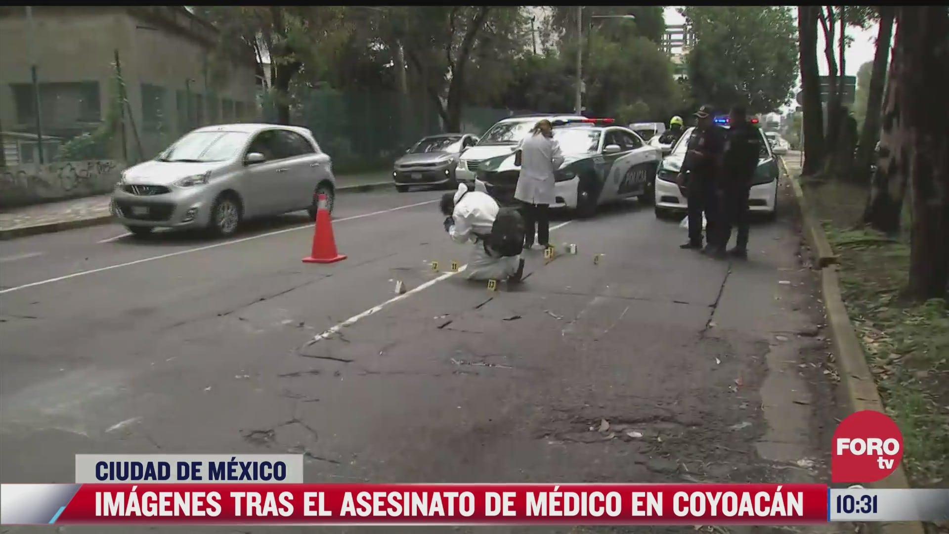 divulgan video del ataque a un medico neurocirujano en avenida division del norte cdmx