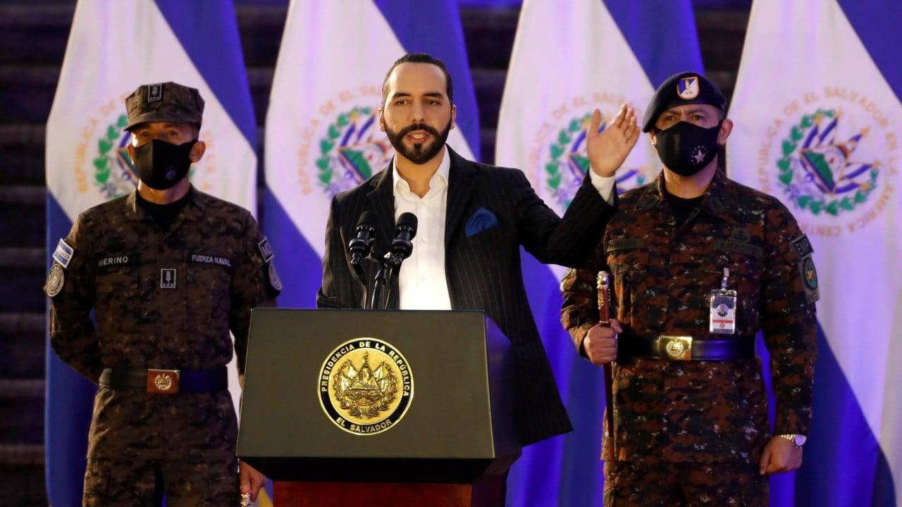 EEUU y HRW condenan fallo que permite reelección de Bukele un El Salvador