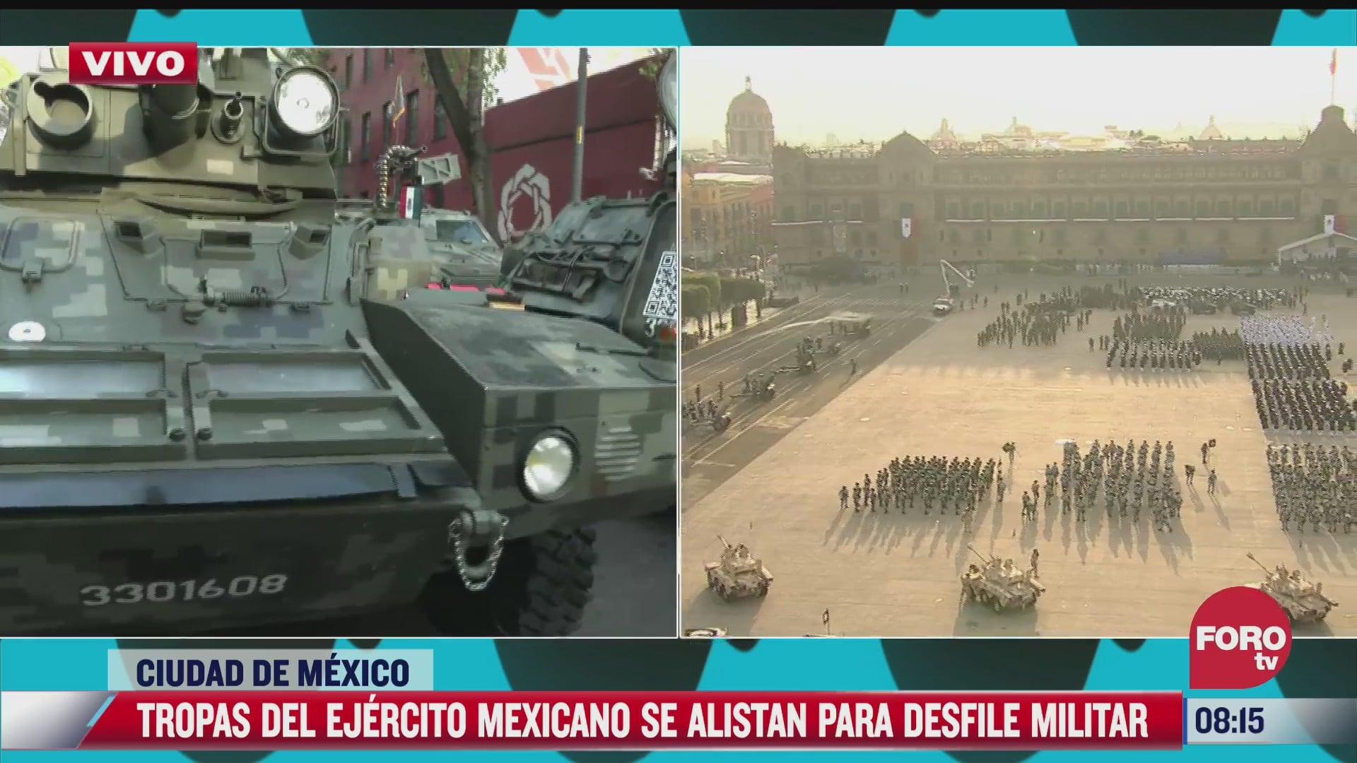 ejercito mexicano usara codigos qr durante desfile del 16 de septiembre de