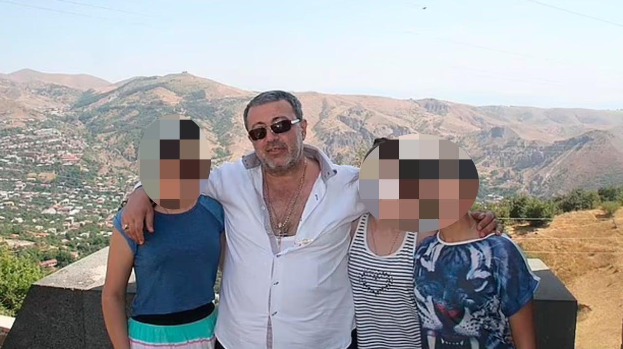 3 Hermanas Khachaturyan Caso Padre