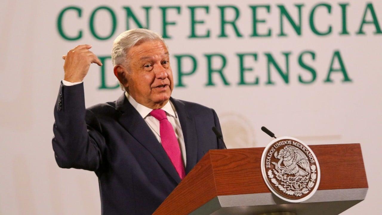 El presidente de México, Andrés Manuel López Obrador (AMLO).