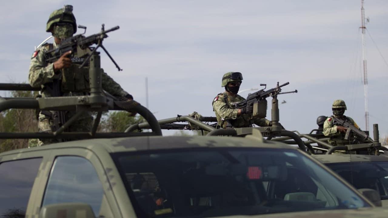 Enfrentamientos en Nuevo Laredo dejan al menos 13 muertos