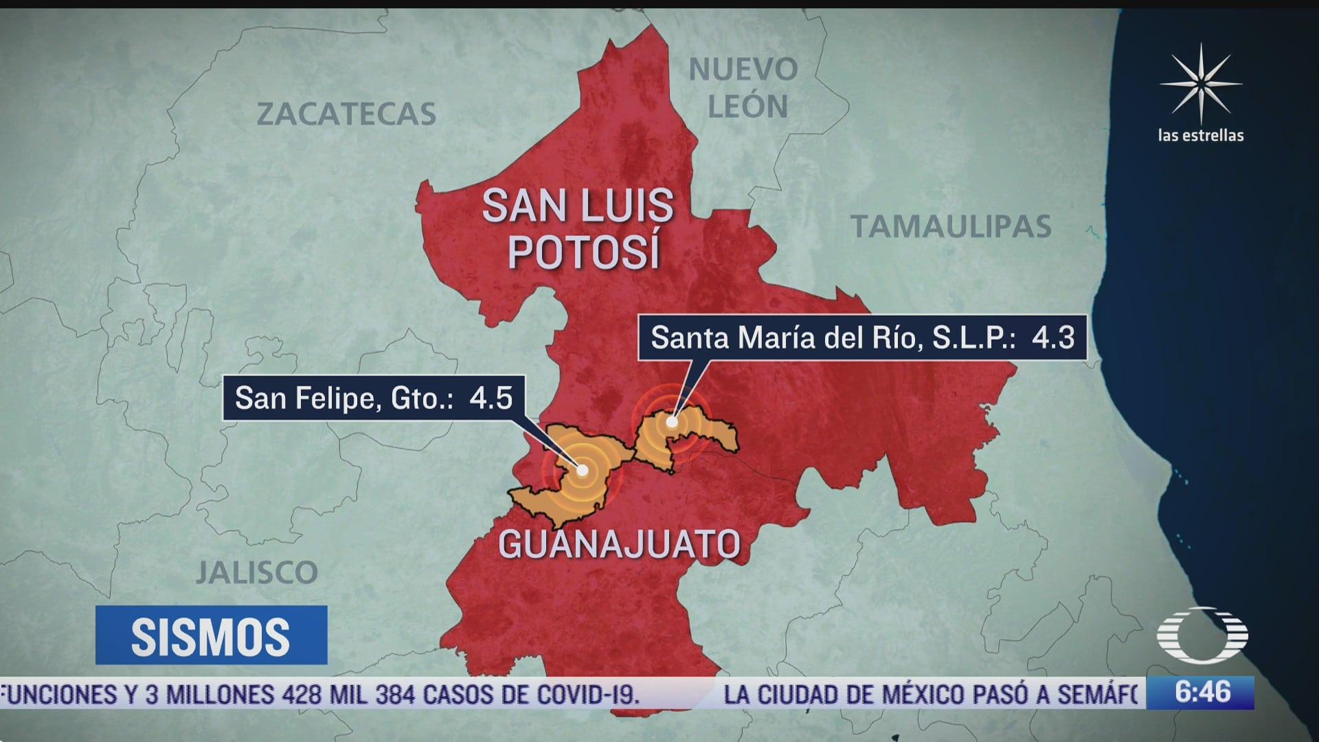 falso rumor tras sismo en guanajuato provoca panico entre la poblacion