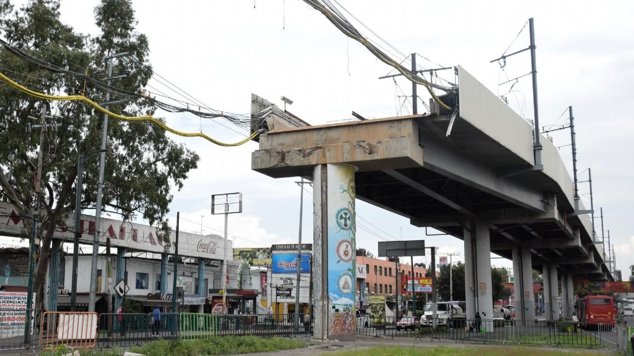 FGJCDMX dará a conocer informe sobre colapso de la Línea 12 del Metro