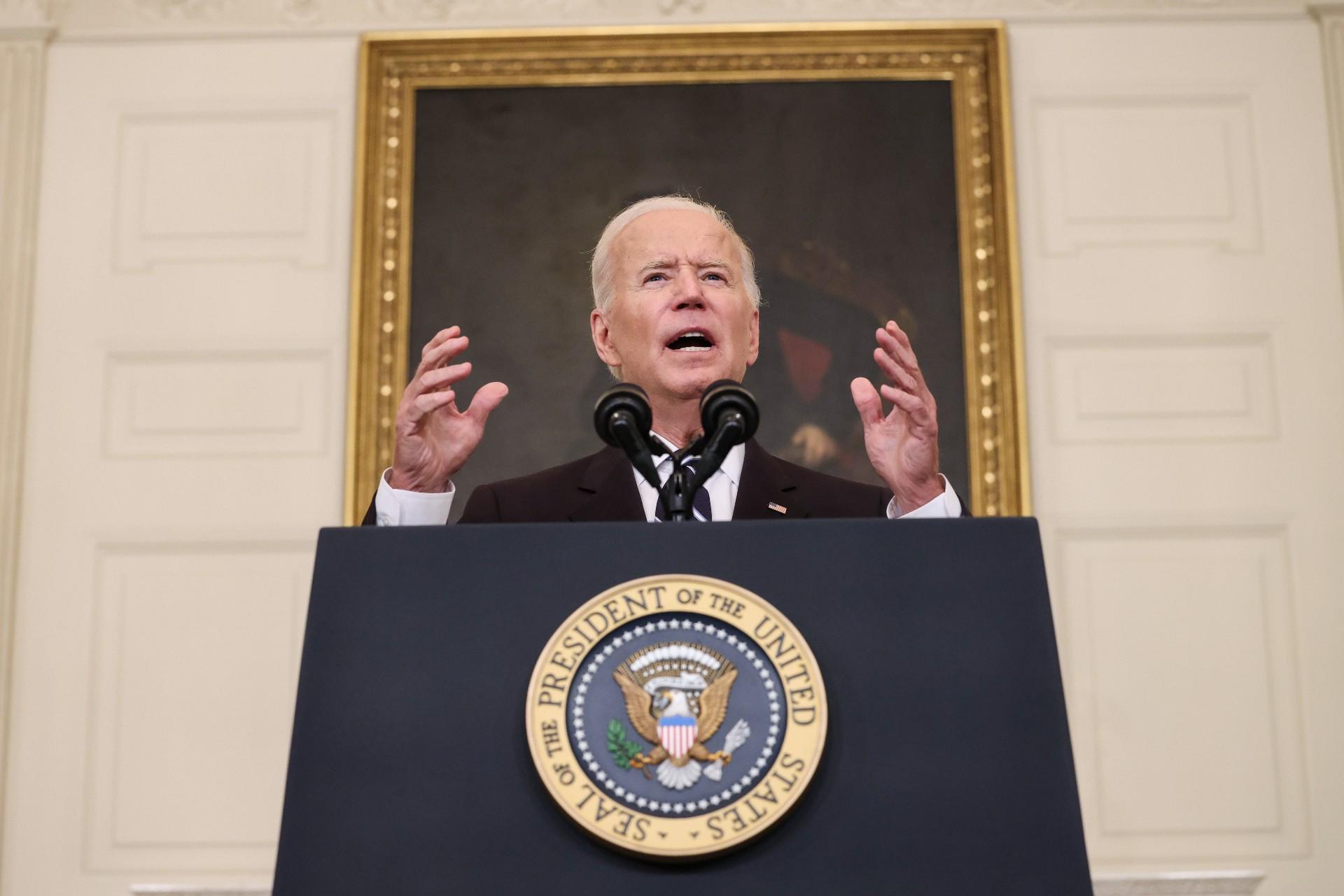 Biden llama a dejar atrás el miedo a 20 años de los atentados del 11-S