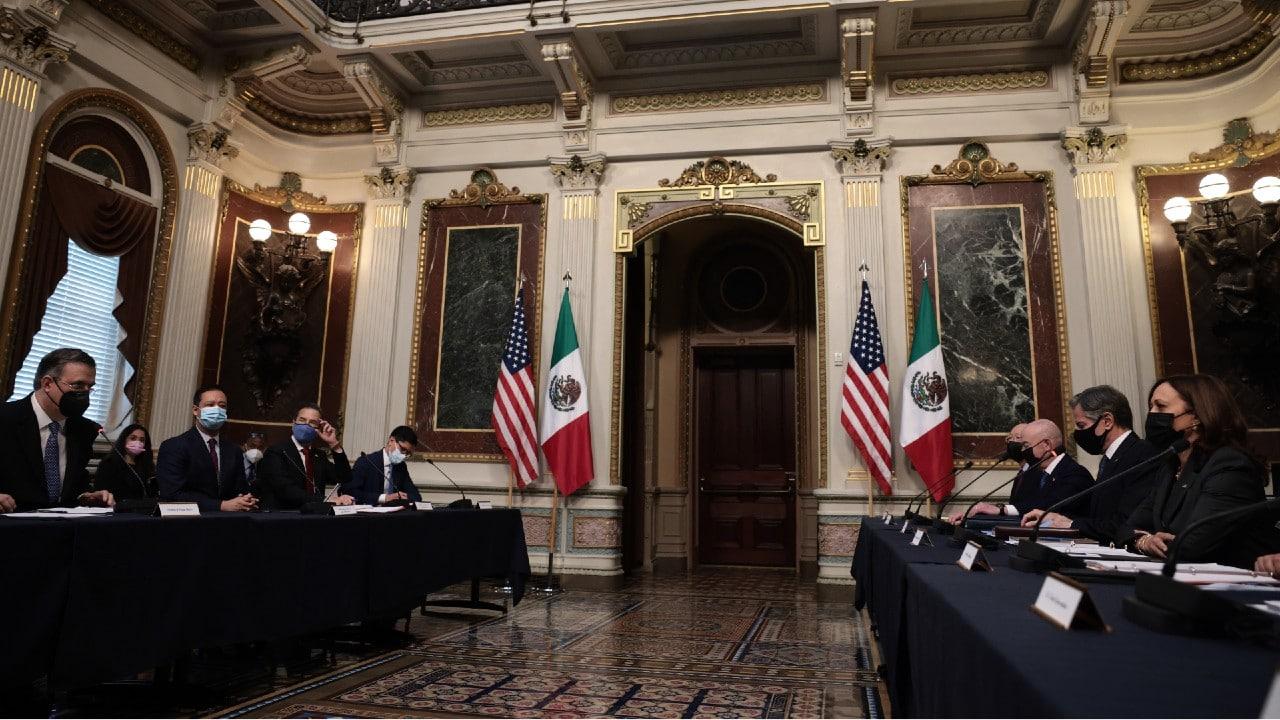 México y Estados Unidos retoman el Diálogo Económico de Alto Nivel después de cinco años