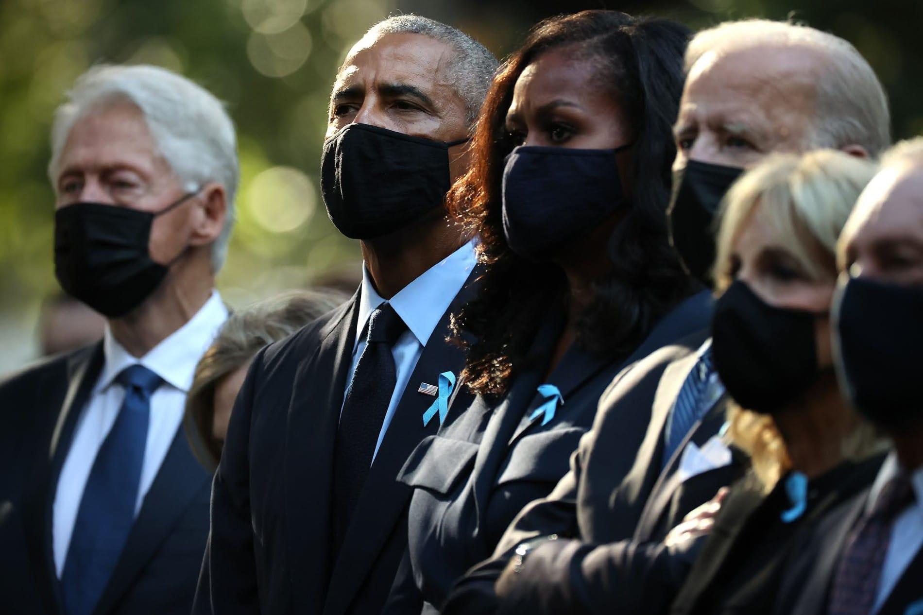Obama rinde homenaje a los héroes anónimos del 11-S