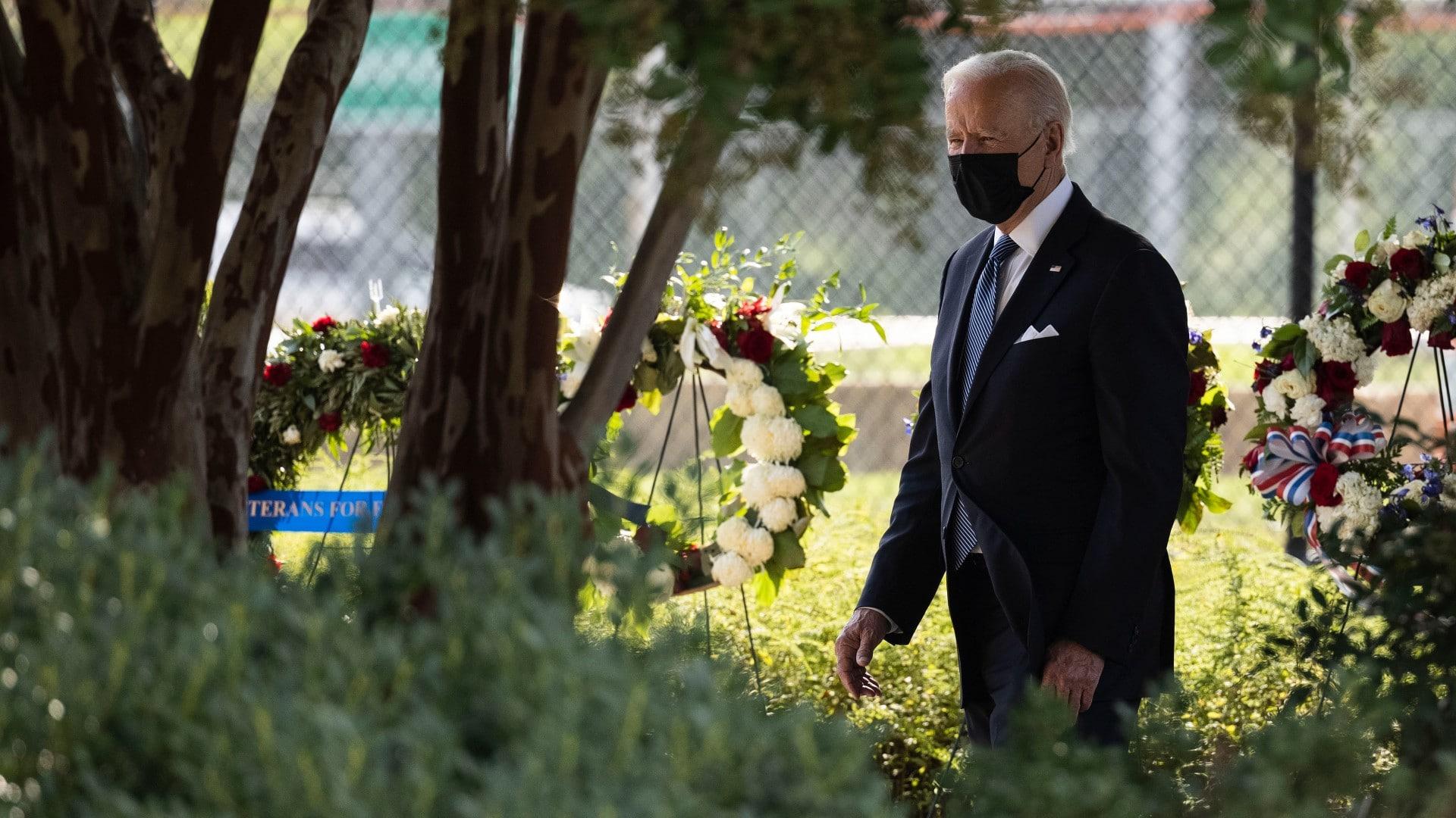 Biden defiende su decisión de retirar a las tropas de Afganistán