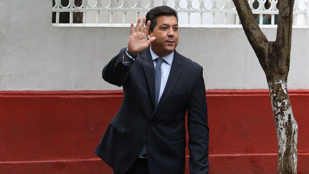El gobernador de Tamaulipas Francisco Javier Garcia Cabeza de Vaca (Archivo/ Cuartoscuro)