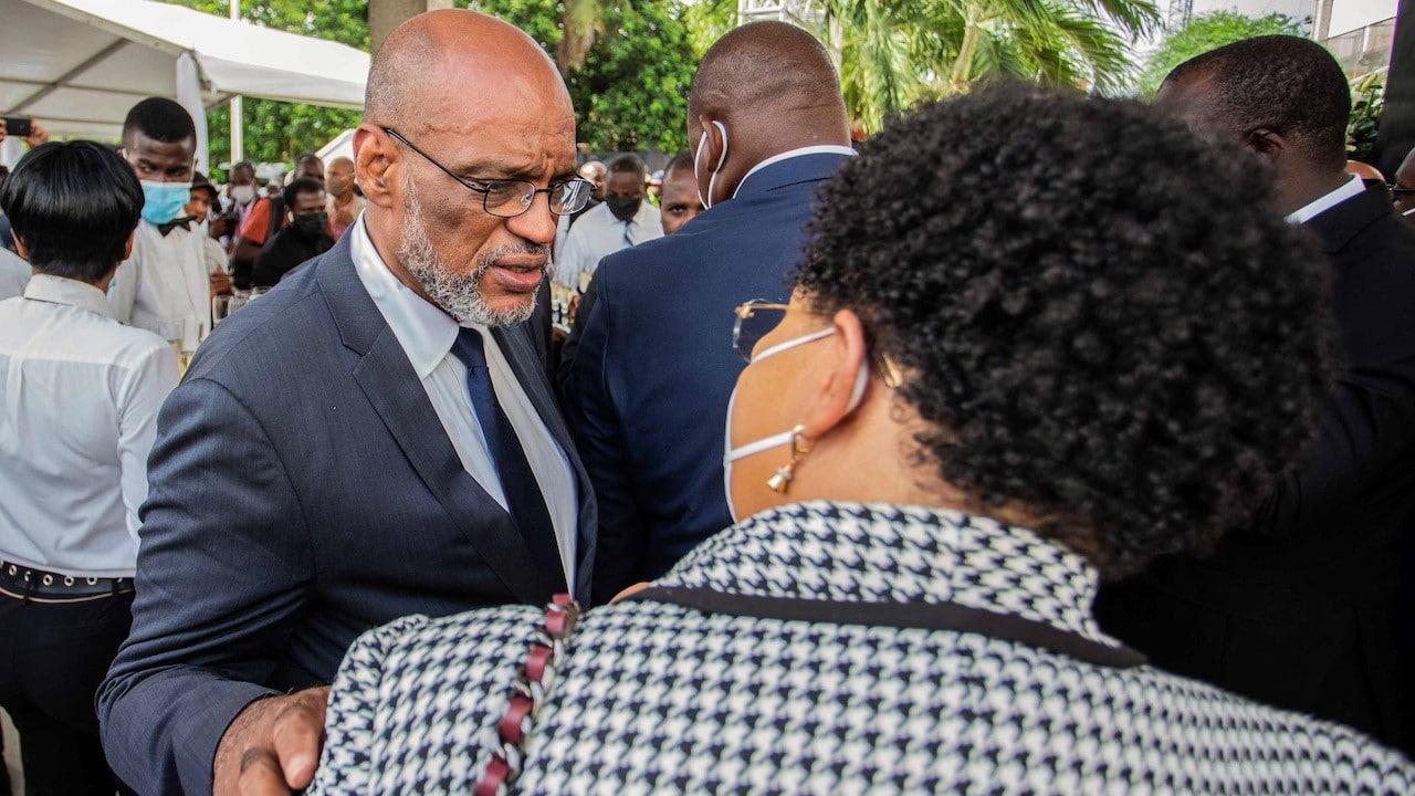El primer ministro de Haití, Ariel Henry (Getty Images)