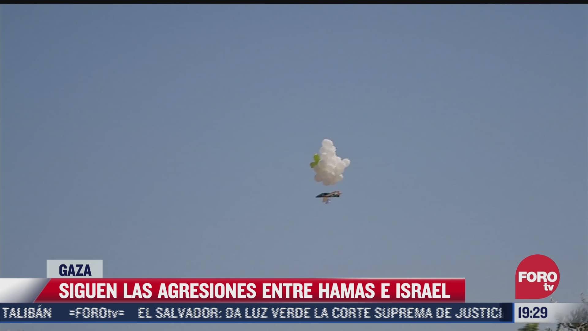 hamas presiona a israel para aliviar bloqueo en franja de gaza