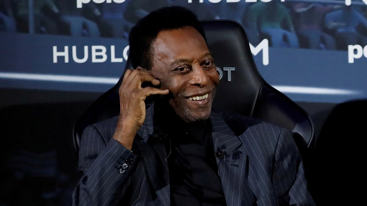 Hospitalizan a Pelé tras exámenes de rutina