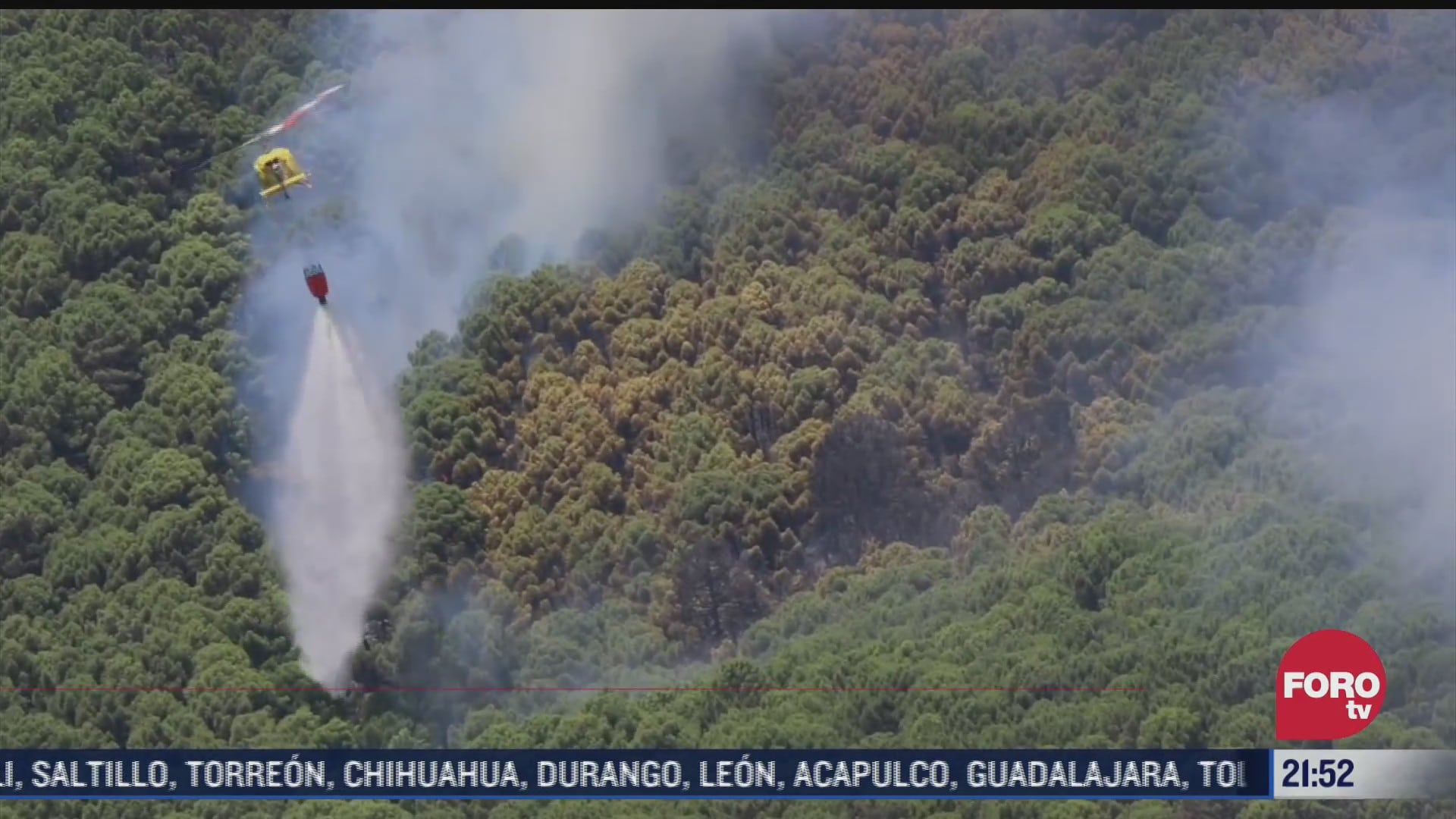 incendio forestal deja un muerto en espana