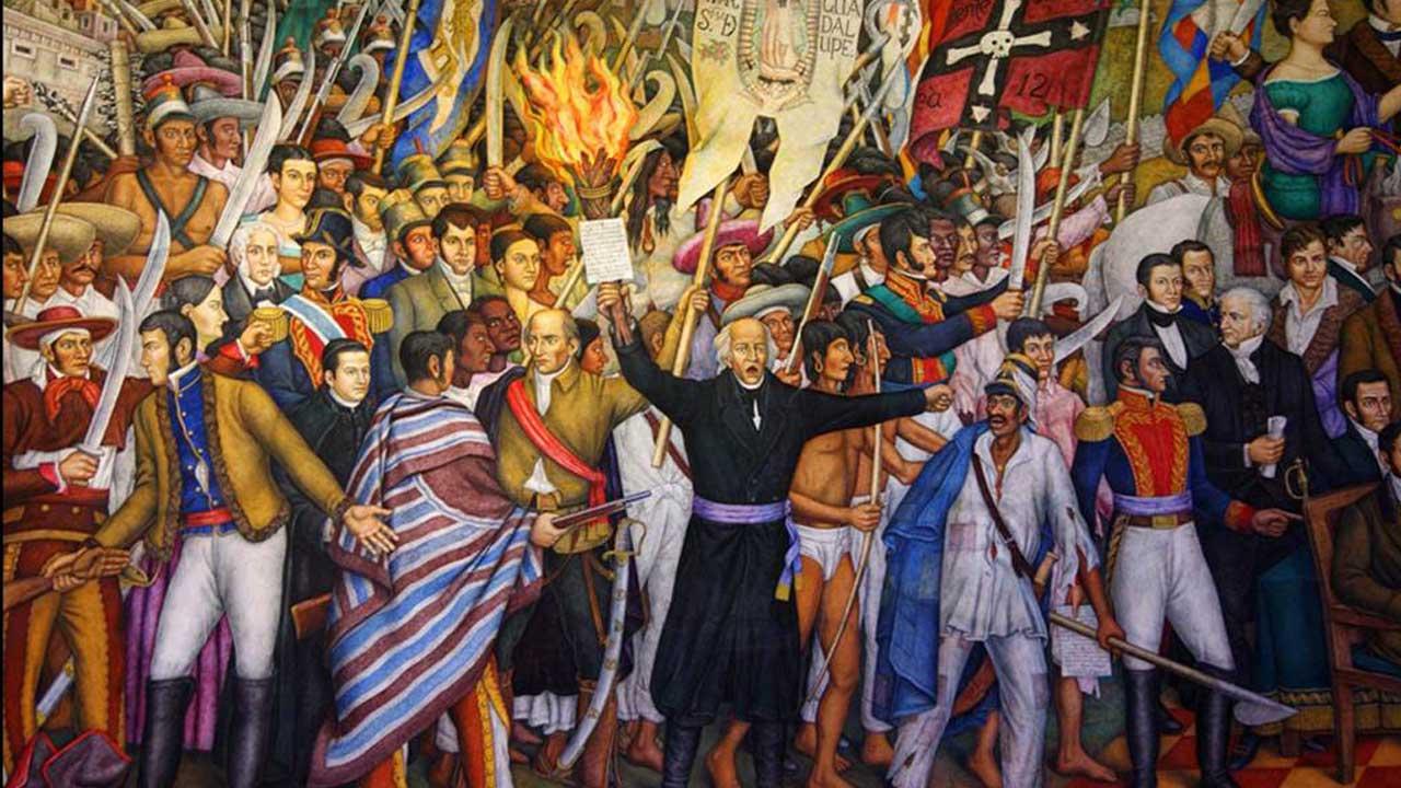 Independencia de México causas y fecha