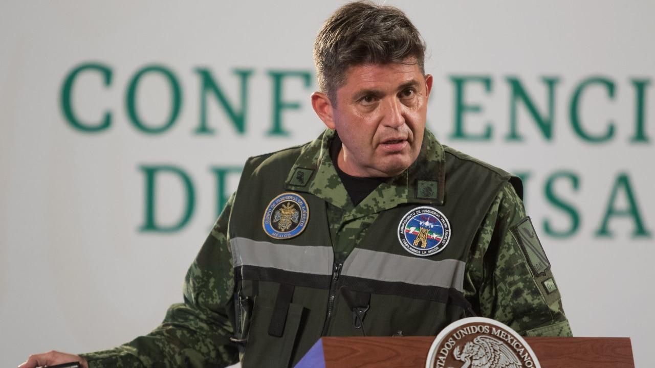 Comandante ingeniero militar Gustavo Ricardo Vallejo