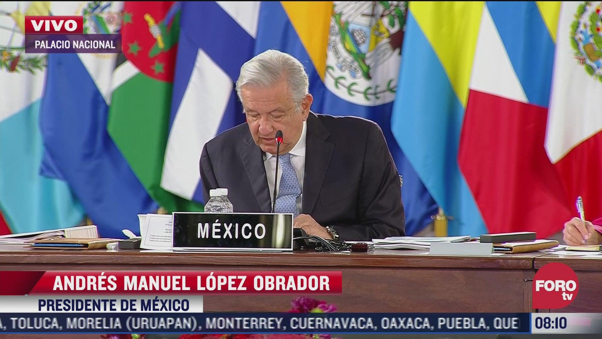 inicia la cumbre de la celac en mexico