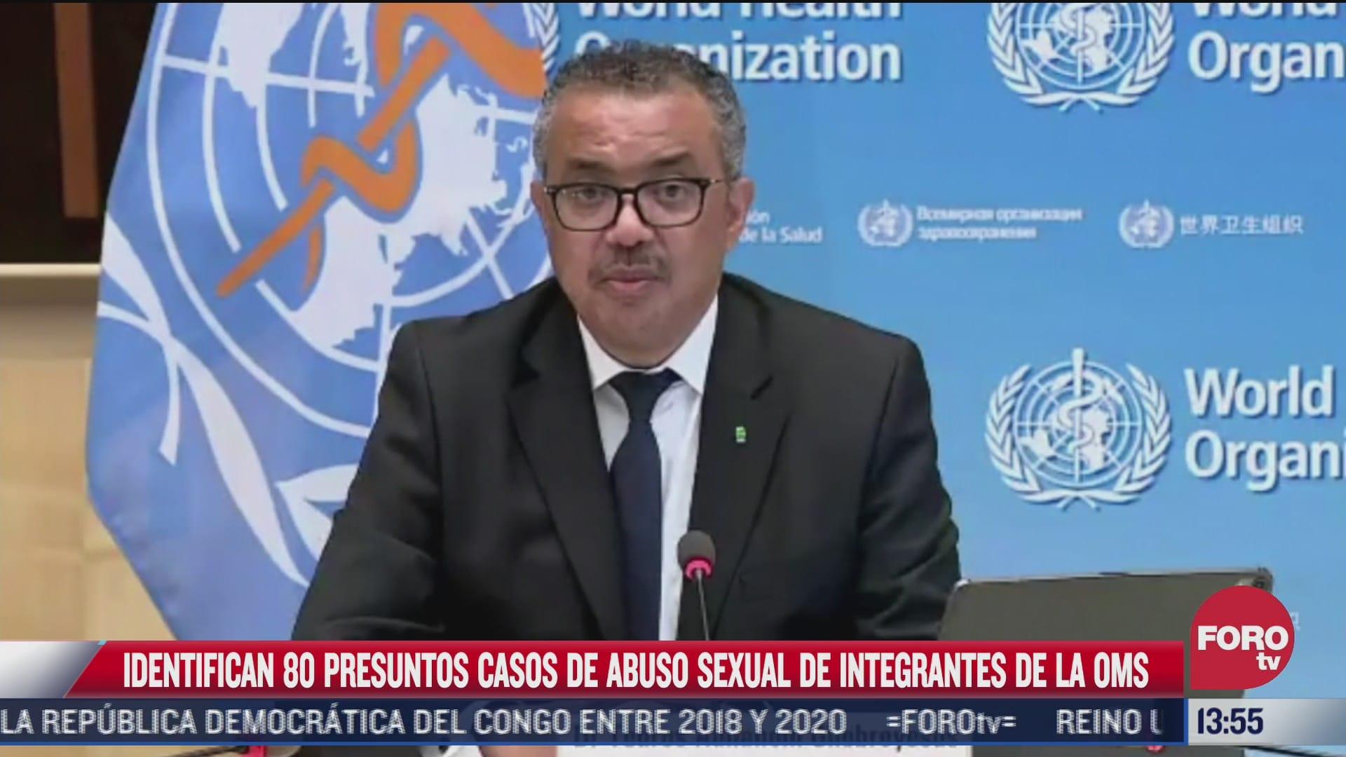 investigan a trabajadores de oms por presuntos abusos sexuales durante brote de ebola en el congo