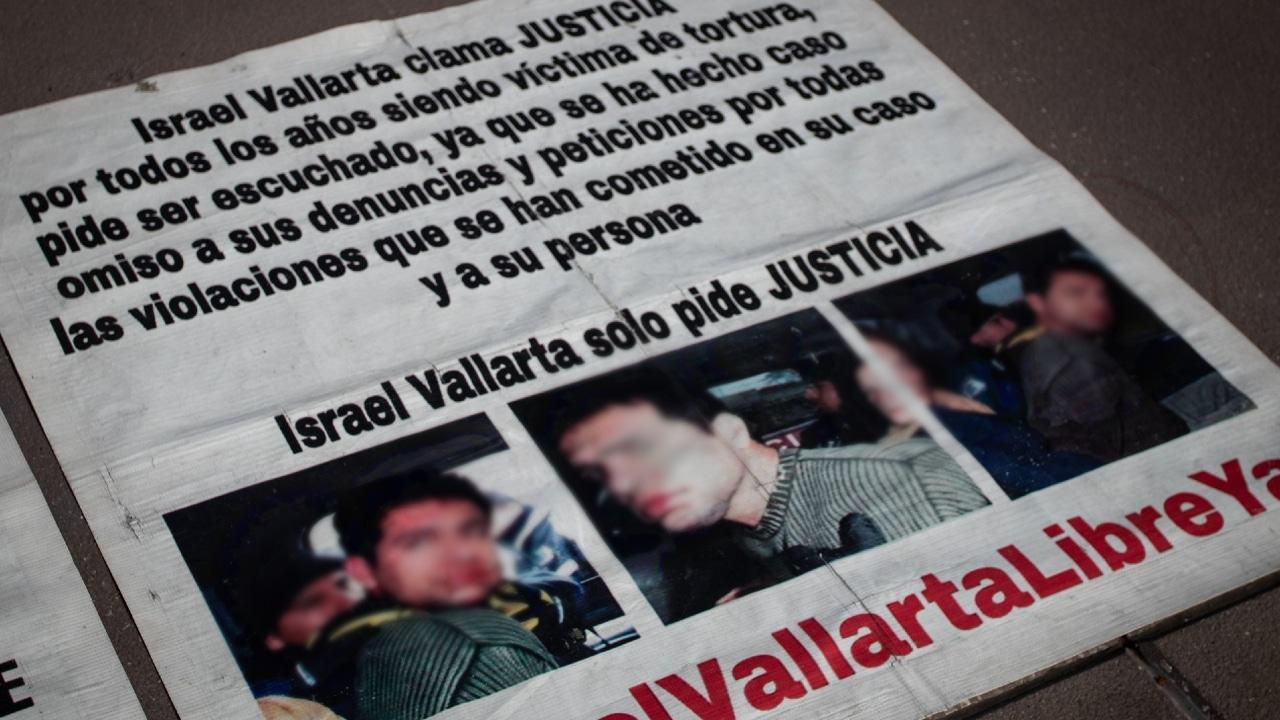Israel Vallarta no alcanza beneficio para ser liberado por el decreto de AMLO: Segob