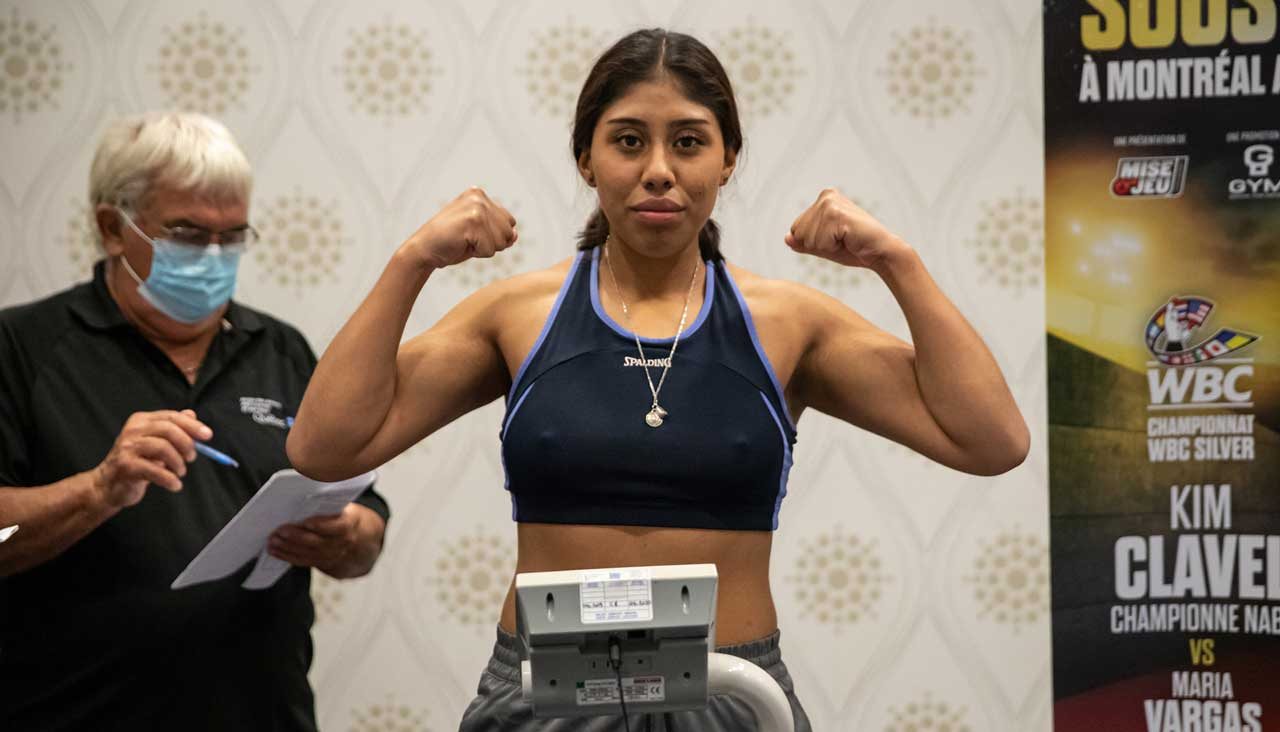 Jeanette Zacarías, boxeadora mexicana muere tras sufrir knockout
