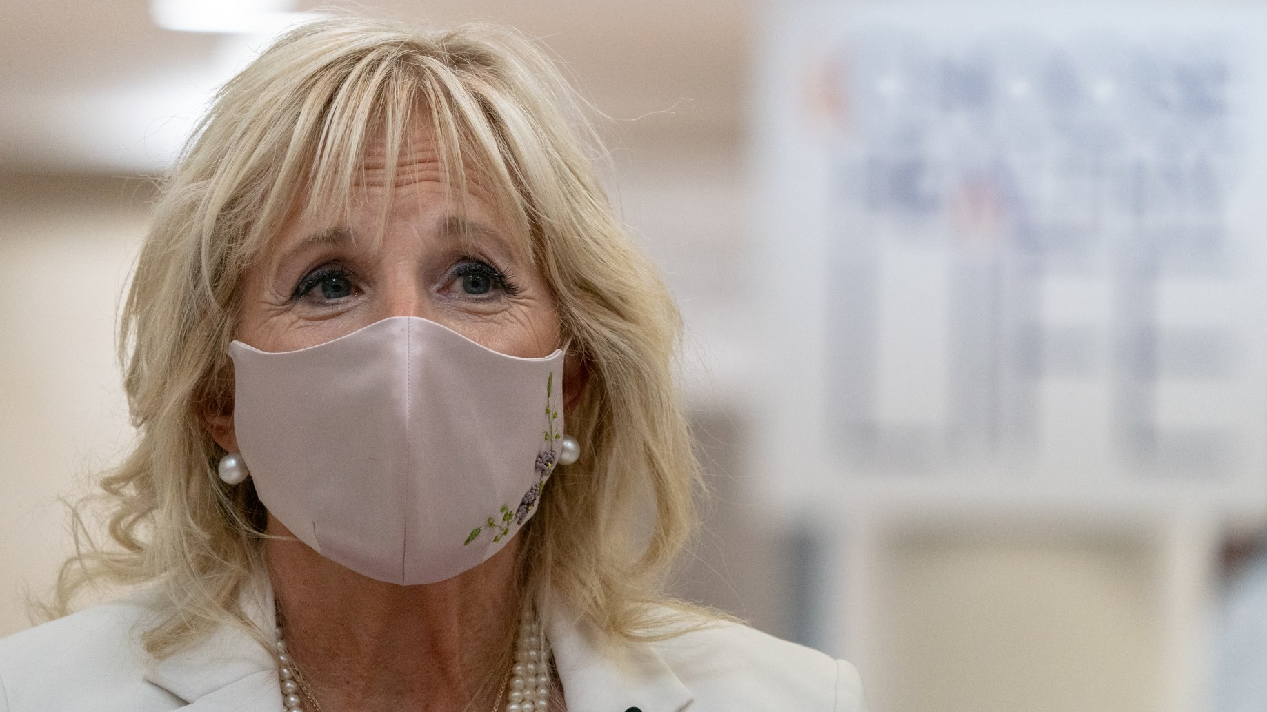 Jill Biden volverá a dar clases la próxima semana en Estados Unidos