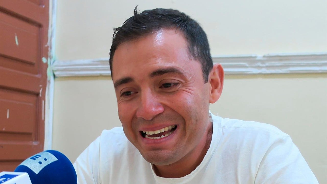 Jorge Fernández, esposo de la española Pilar Garrido
