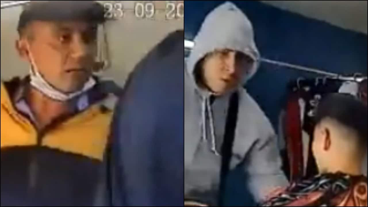 Ladrón anuncia llegada a barbería antes de realizar robo y queda en video