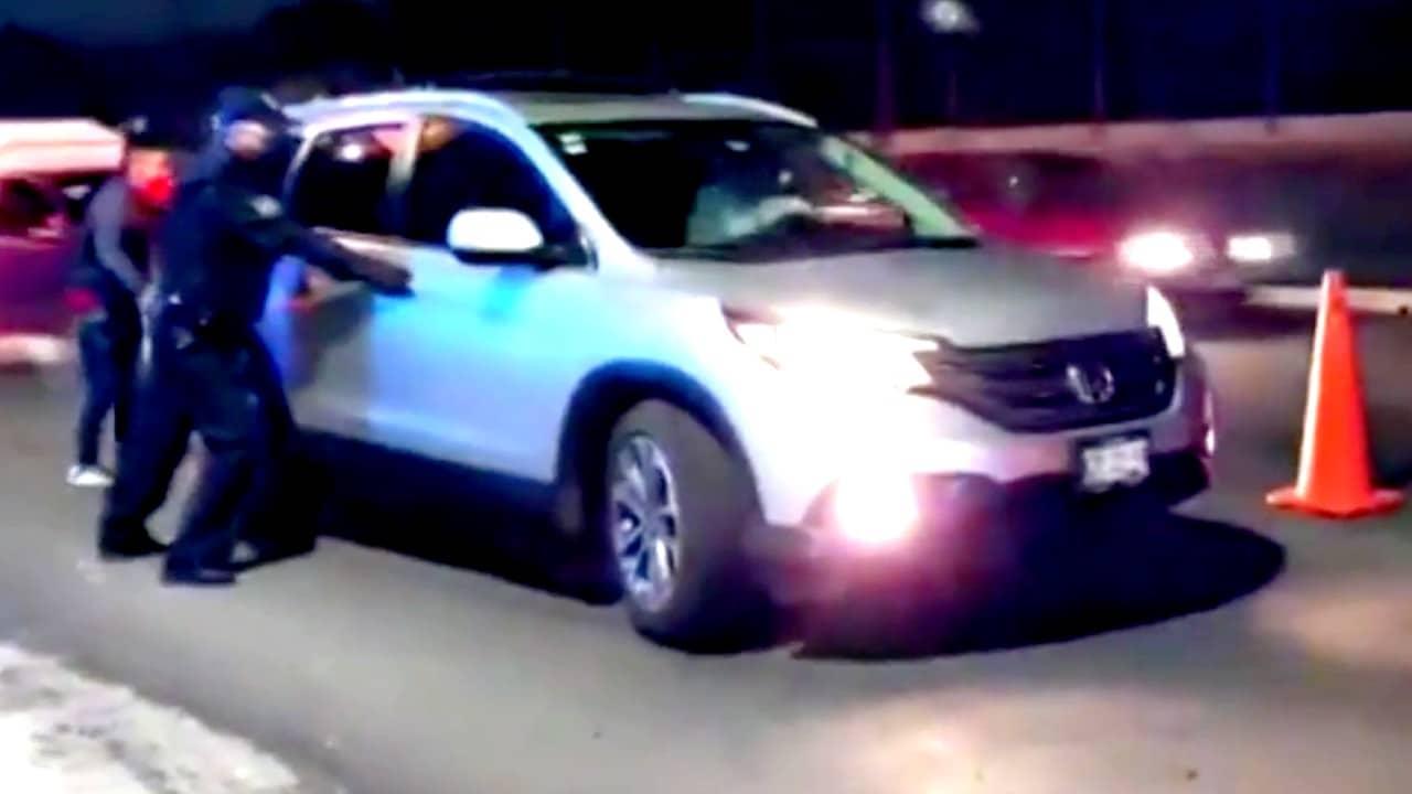 Nervios delatan a ladrón que robó camioneta en Ecatepec