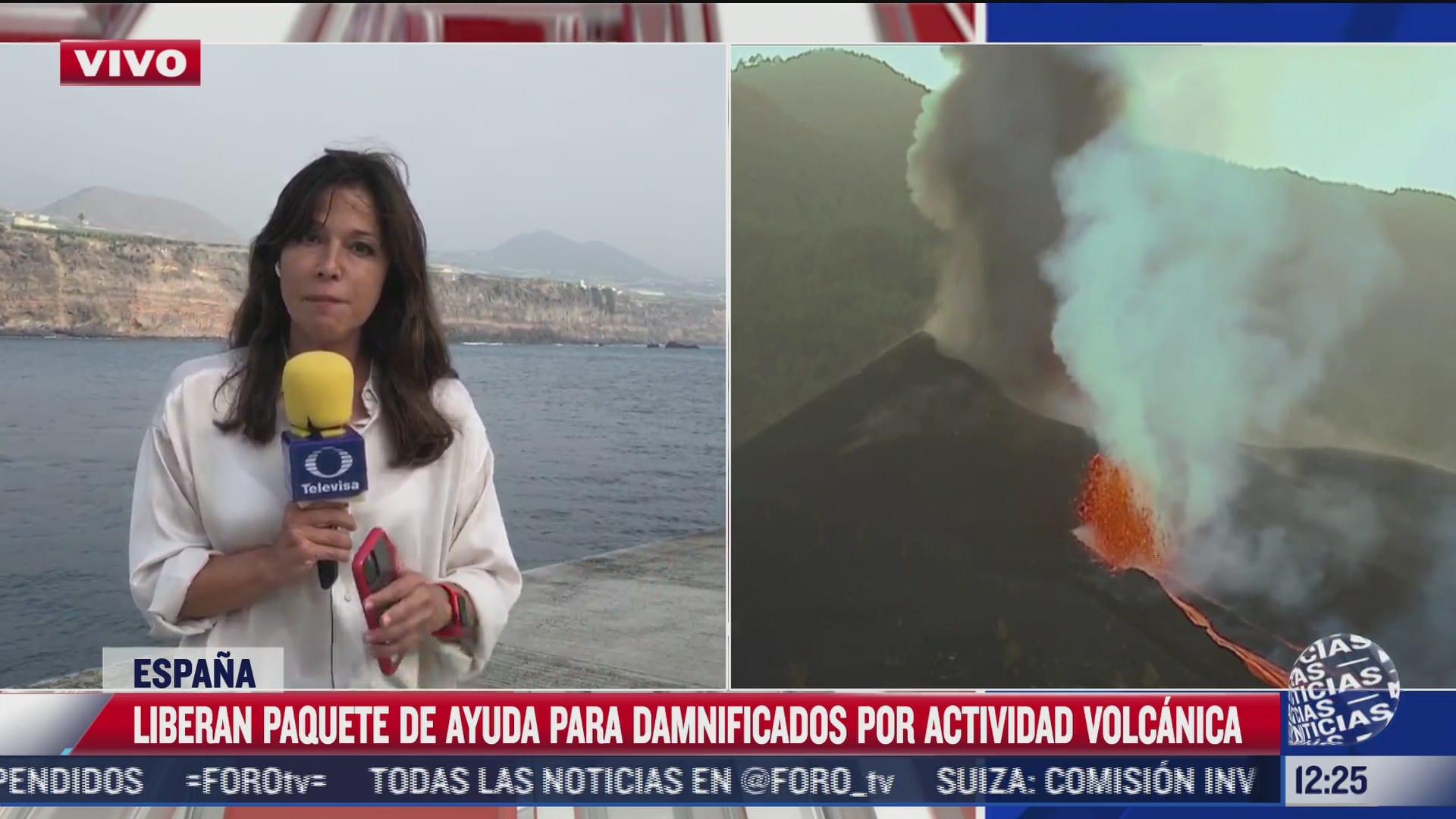 lava del volcan la palma ha destruido 600 casas