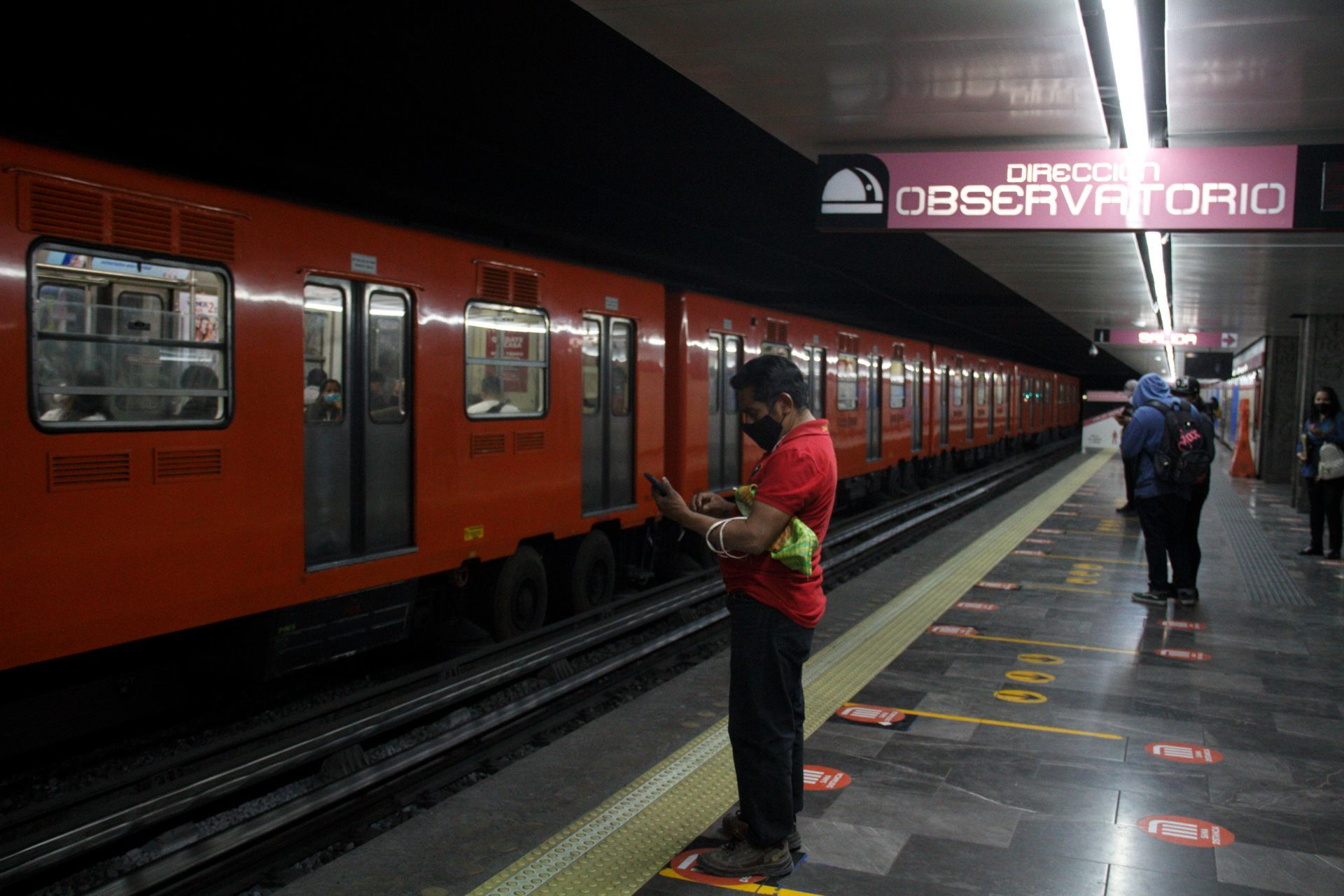 Línea 1 Metro