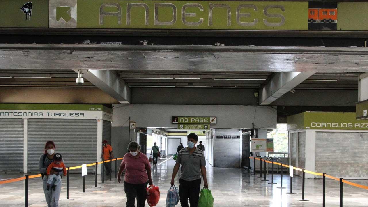 Cuáles son las estaciones de la Línea 3 del Metro CDMX