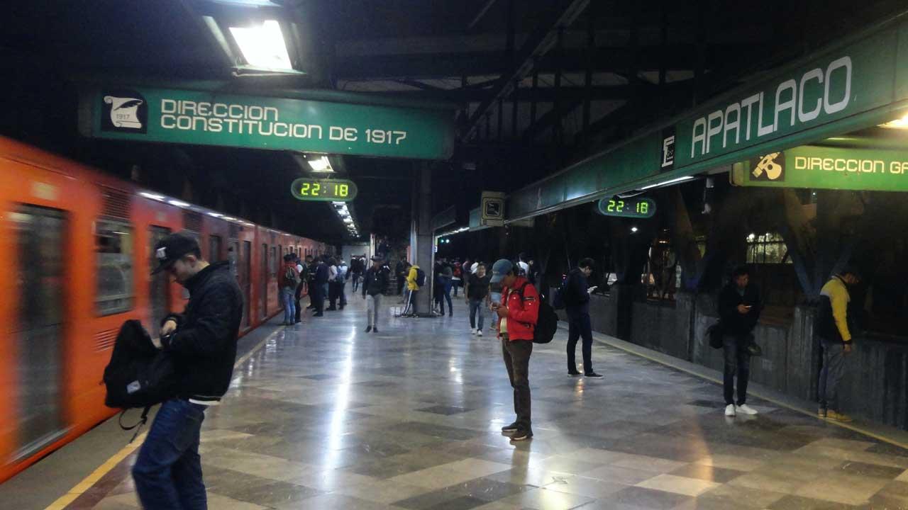 Cuáles son las estaciones de la Línea 8 del Metro CDMX