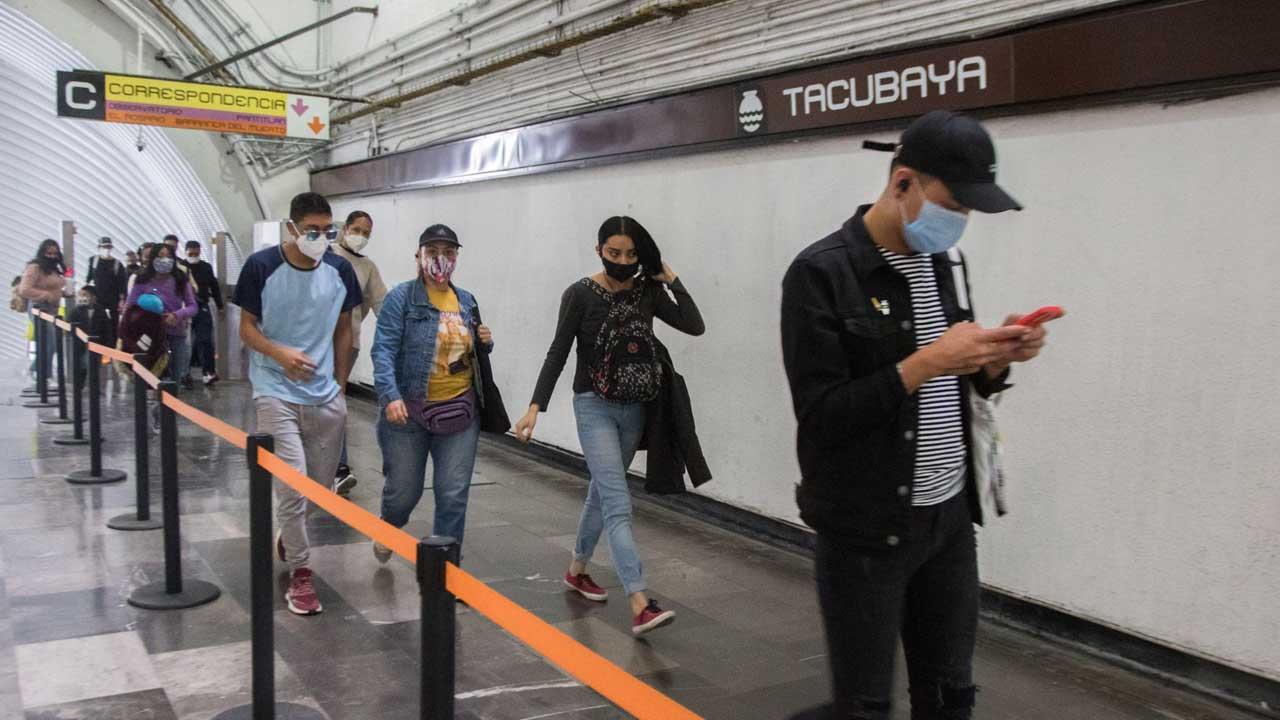 Cuáles son las estaciones de la Línea 9 del Metro CDMX