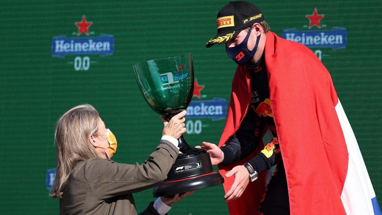 El holandés Max Verstappen (Red Bull) recuperó el liderato en el Mundial de Fórmula Uno