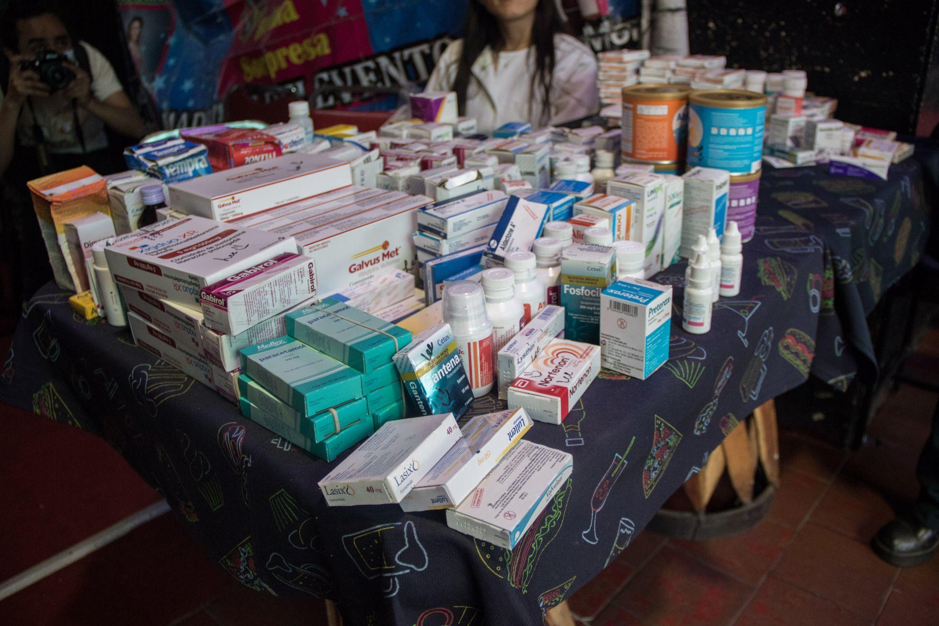 Medicamentos en México