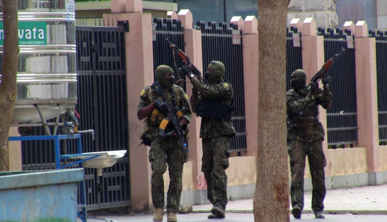 México condena golpe de Estado en Guinea