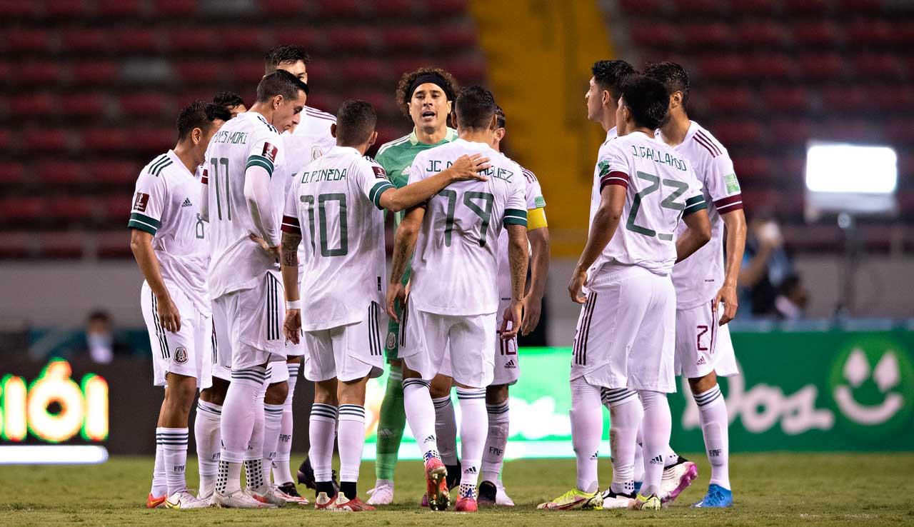 México vs Panamá: horario y canal para ver partido de eliminatoria Mundial 2022