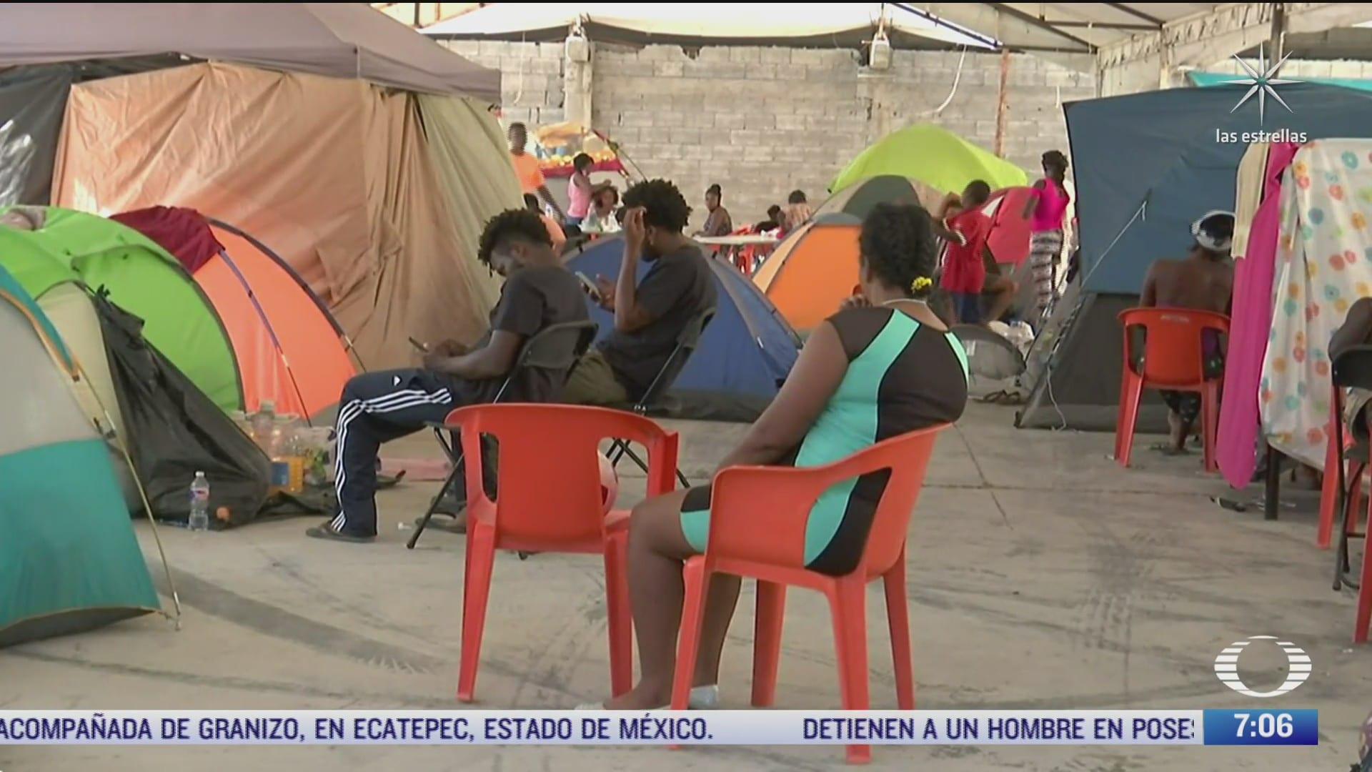 migrantes haitianos narran infierno que vivieron durante travesia a mexico