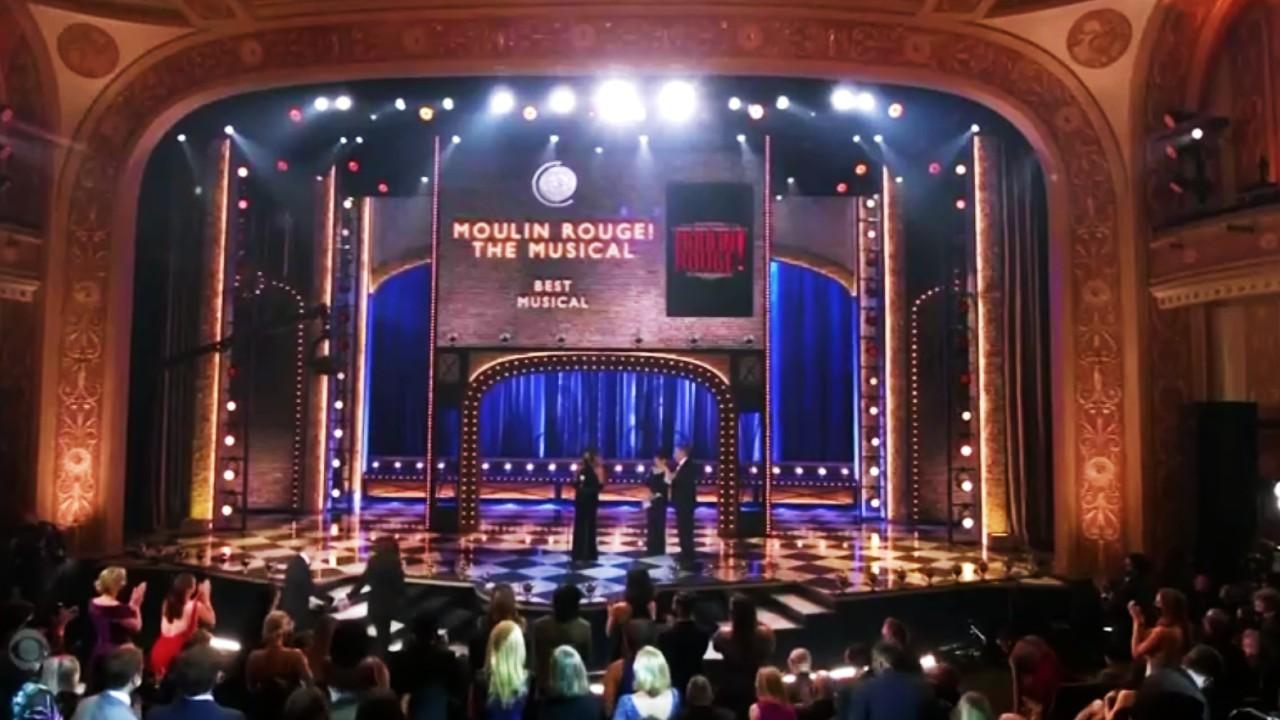 'Moulin Rouge!' y 'The Inheritance' triunfan en los Tony
