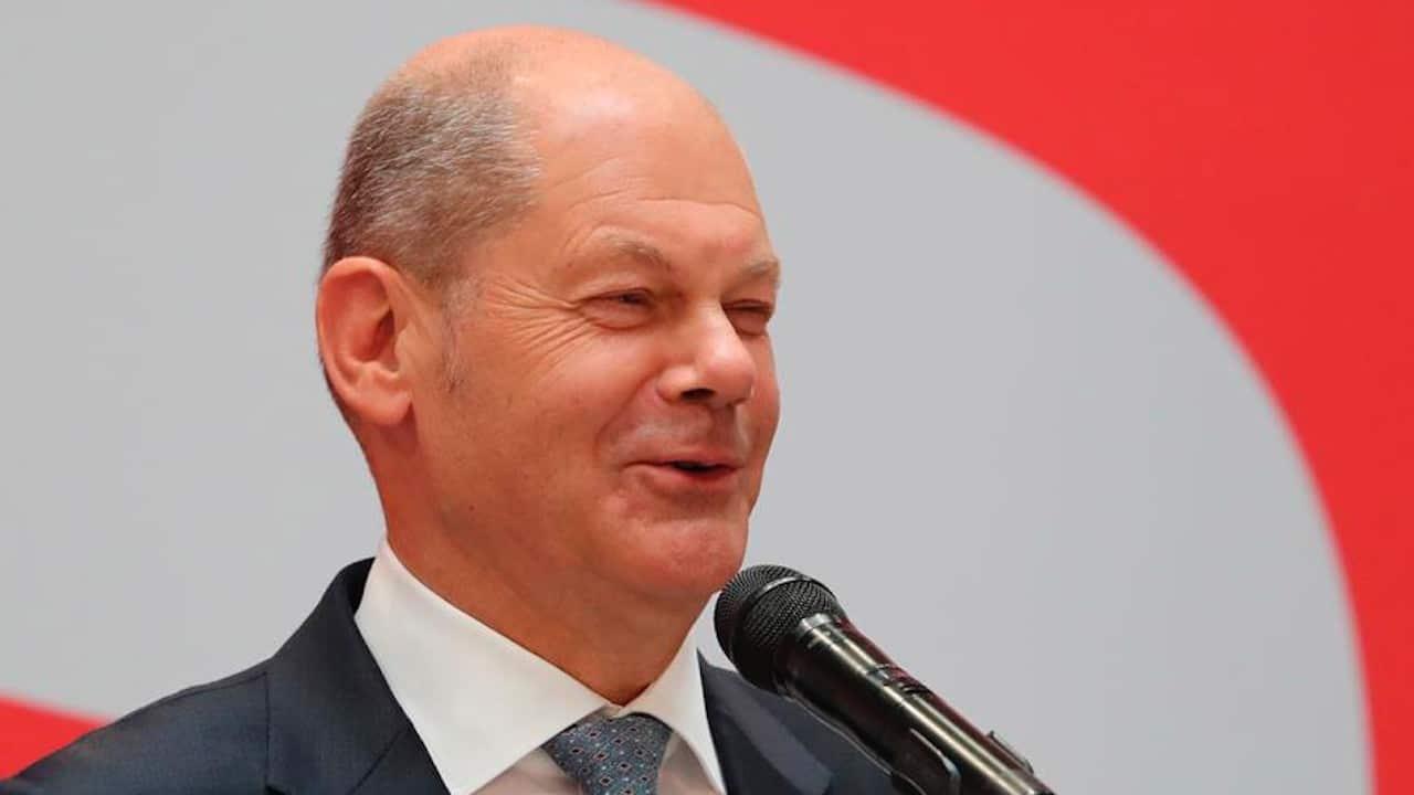 Partido Socialdemócrata de Alemania, de Scholz, gana las elecciones federales