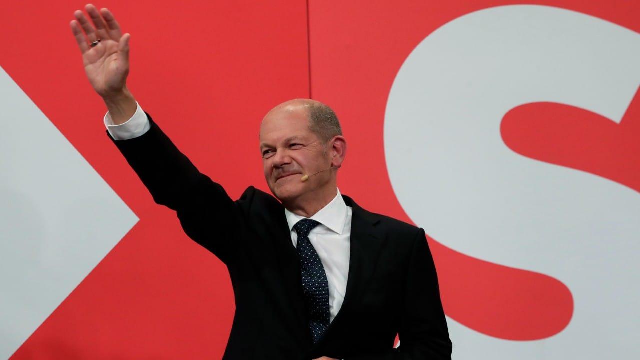 Olaf Scholz, el socialdemócrata que aspira a ser el heredero de Merkel